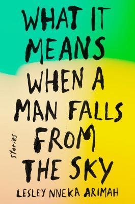 Man falls from sky